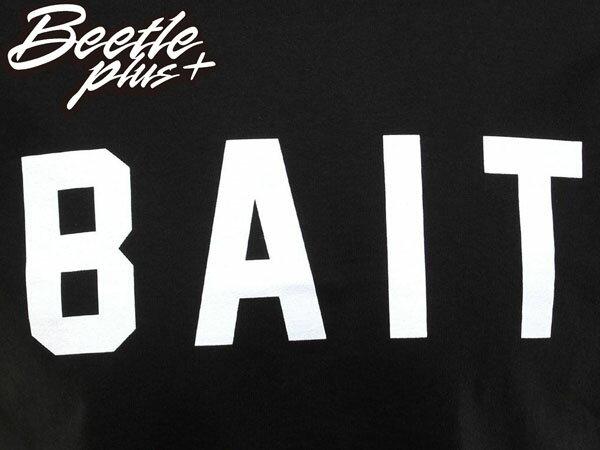 BEETLE PLUS 全新 BAIT LOGO 文字 黑白 TEE OBEY MISHKA OBEY NEW ERA AJ-46 2