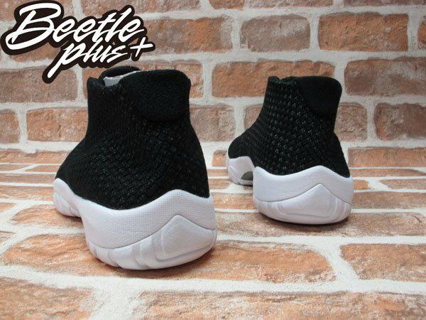 BEETLE PLUS NIKE AIR JORDAN FUTURE 11 未來 編織鞋 黑白 OREO 656503-021 2
