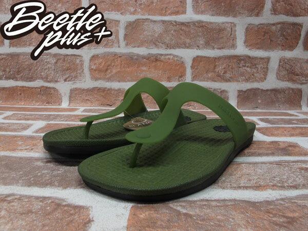 BEETE PLUS 西門町 NATIVE BLANCA 超輕量 SHERWOOD GREEN WHIT JIFFY BLACK 夾腳 拖鞋 防水 墨綠 黑 GLM12B-352 1