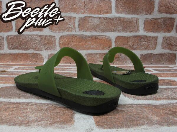 BEETE PLUS 西門町 NATIVE BLANCA 超輕量 SHERWOOD GREEN WHIT JIFFY BLACK 夾腳 拖鞋 防水 墨綠 黑 GLM12B-352 2