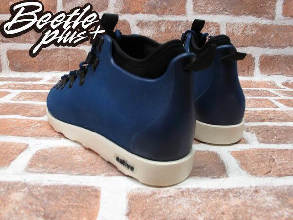 BEETLE PLUS 西門町專賣 全新 NATIVE FITZSIMMONS BOOTS 登山靴 深藍 REGATTA BLUE GLM06-485 2