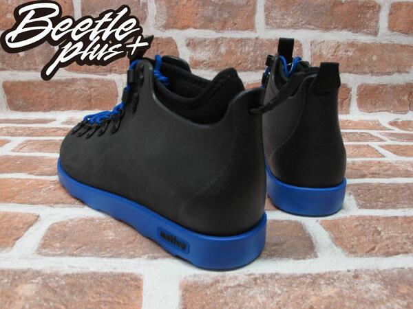 西門町專賣店 全新 NATIVE FITZSIMMONS BOOTS 超輕量 登山靴 雙色 黑紫 GLM06-543 2