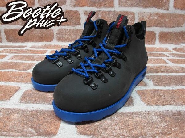 西門町專賣店 全新 NATIVE FITZSIMMONS BOOTS 超輕量 登山靴 雙色 黑紫 GLM06-543 1