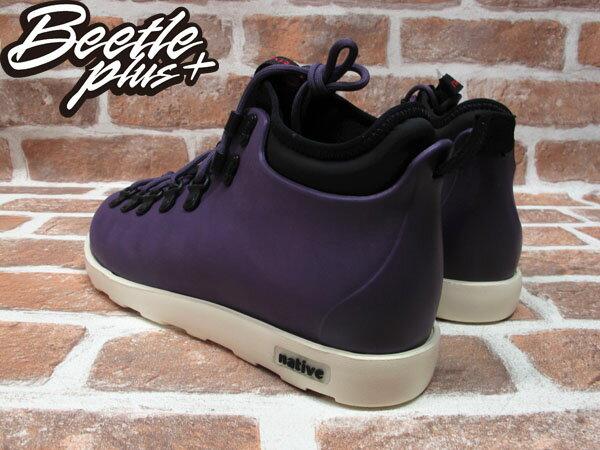 西門町 BEETLE PLUS 全新 2012 秋冬 NATIVE FITZSIMMONS BOOTS 輕量 登山靴 神祕紫 GLM06-544 2