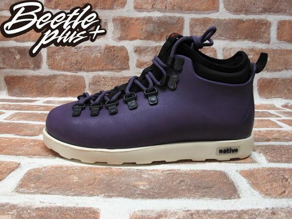 西門町 BEETLE PLUS 全新 2012 秋冬 NATIVE FITZSIMMONS BOOTS 輕量 登山靴 神祕紫 GLM06-544 0