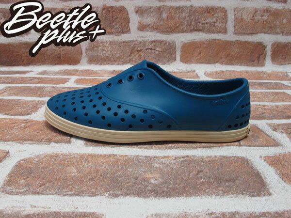 BEETLE PLUS 西門町專賣 全新 NATIVE SHOES JERICHO STADIUM BLUE 湖水藍 奶油底 女鞋 GLM04W-471 0