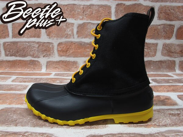 BEETLE PLUS 全新 NATIVE JIMMY JIFFY BLACK CRAYON YELLOW 黑黃 獵牙靴 超輕量 GLM15-011 0