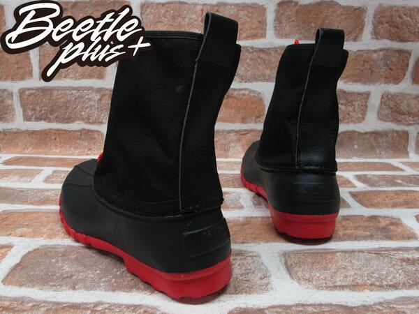 BEETLE PLUS 西門町經銷 全新 NATIVE JIMMY JIFFY BLACK TORCH RED 黑紅 超輕量 獵牙靴 2