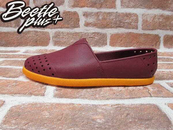 BEETLE PLUS 西門町 全新 NATIVE VERONA 水手鞋 ARMADA RED AUTUMN YELLOW 酒紅 黃 GLM18-931 0