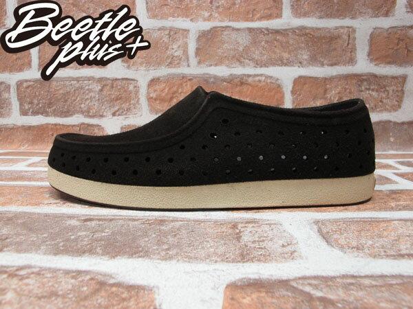 BEETLE PLUS 西門町經銷 NATIVE CORRADO BEAVER BROWN LEATHER 抗菌 咖啡 麂皮 袋鼠鞋 GLM03-244 0
