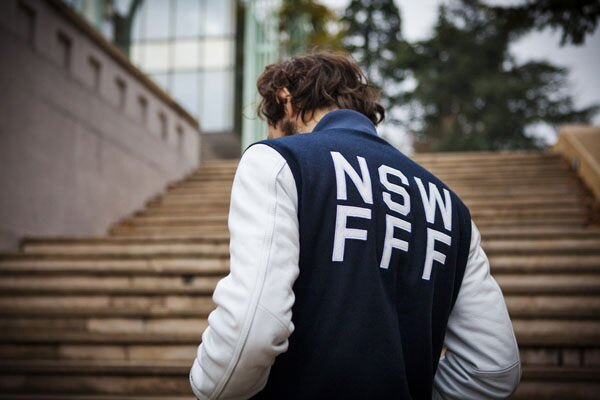 BEETLE PLUS 現貨 NIKE DESTROYER JACKET 棒球外套 羊毛 破壞者 NSW FFF 法國足協 超限量 411266-410 2