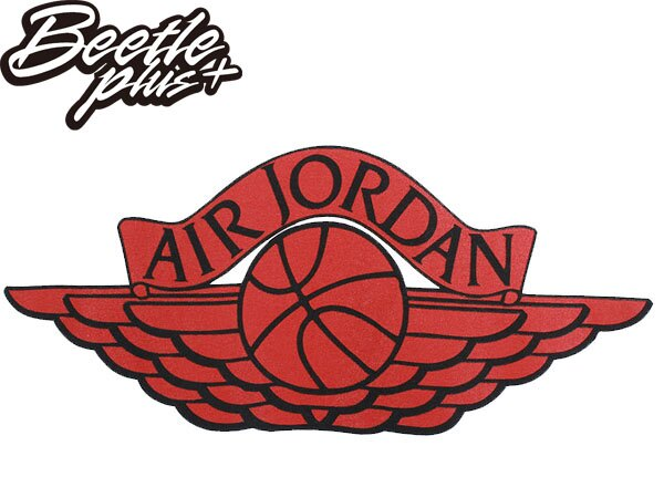 BEETLE PLUS 全新 現貨 NIKE AIR JORDAN WINGS LOGO TEE AJ 喬丹 翅膀 白紅 短TEE 558966-100 1