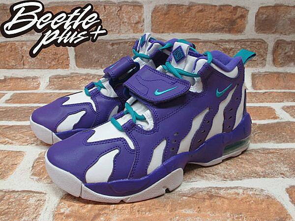 BEETLE PLUS AIR DT MAX'96 GS 白紫 紫綠 黃蜂 魔鬼氈 火焰 爪痕 616502-501 1