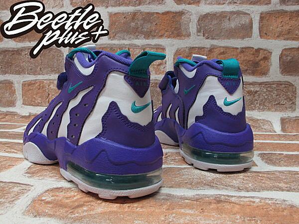 BEETLE PLUS AIR DT MAX'96 GS 白紫 紫綠 黃蜂 魔鬼氈 火焰 爪痕 616502-501 2