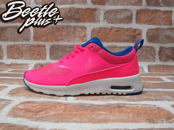 BEETLE WMNS NIKE AIR MAX THEA PRM 南灣 粉藍 輕量 慢跑鞋 女鞋 616723-601 0