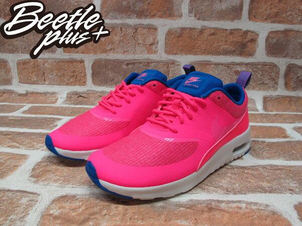 BEETLE WMNS NIKE AIR MAX THEA PRM 南灣 粉藍 輕量 慢跑鞋 女鞋 616723-601 1
