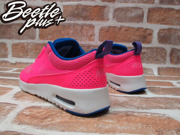 BEETLE WMNS NIKE AIR MAX THEA PRM 南灣 粉藍 輕量 慢跑鞋 女鞋 616723-601 2