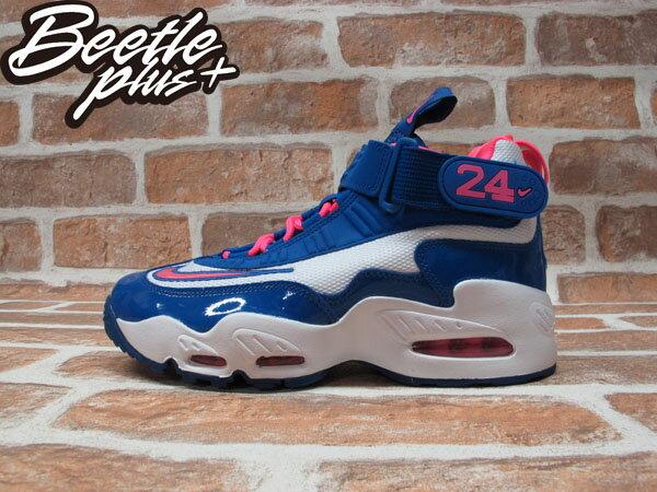 BEETLE PLUS NIKE AIR GRIFFEY MAX 1 GS 白 藍粉 西雅圖 水手隊 葛瑞菲 童鞋 552983-100 0