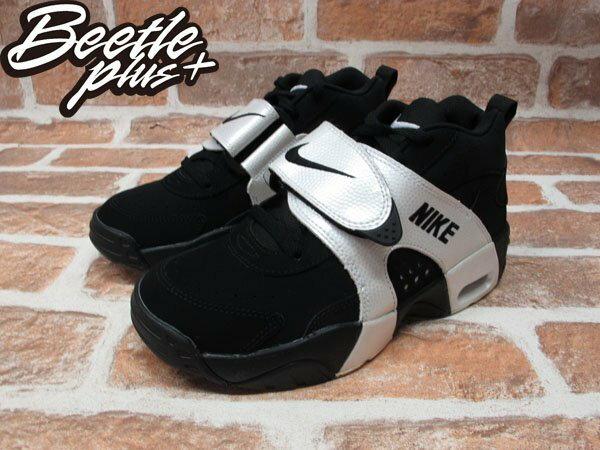 BEETLE PLUS NIKE AIR VEER GS 黑白 麂皮 魔鬼氈 權志龍 GD 女鞋 599213-001 1