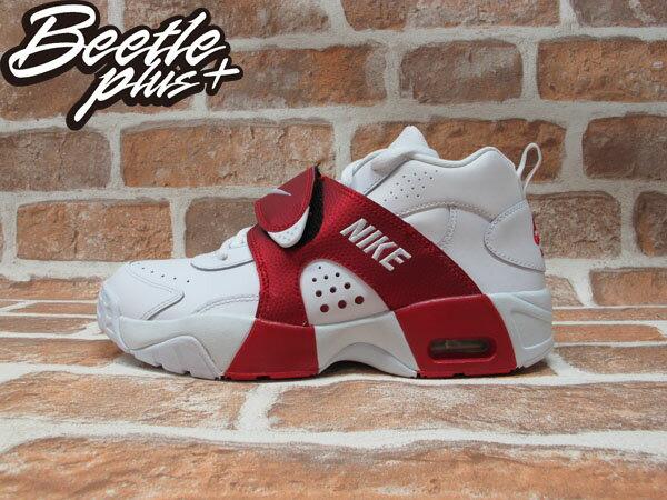 BEETLE PLUS NIKE AIR VEER GS 白紅 魔鬼氈 女鞋 599213-100 D-095
