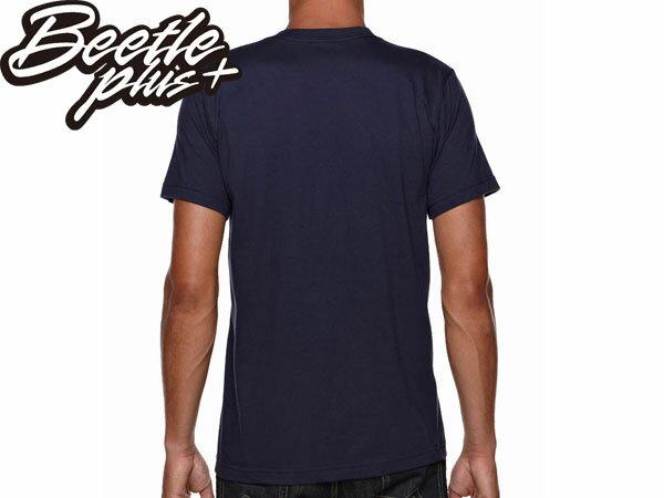 BEETLE PLUS 經銷 美國品牌 OBEY CLASSIC BOX TEE LOGO 小口袋 深藍 標語 素TEE NBA SUPREME 333370084NVY OB-200 2