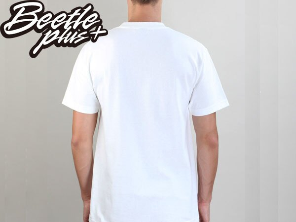 BEETLE PLUS 西門町經銷 全新 美國品牌 OBEY CLASSIC BOX TEE LOGO 小口袋 白 NBA SUPREME 333370084WHT OB-197 2