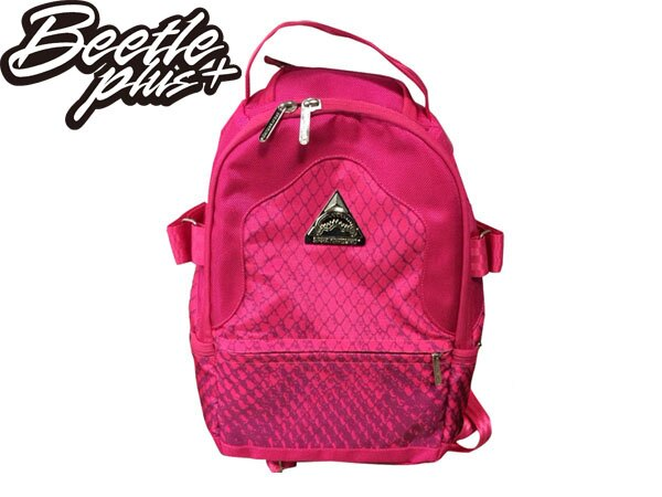 BEETLE PLUS SPRAYGROUND MOMBA 後背包 YEEZY 紅鷹 粉紅 桃紅 蛇紋 PINK BACKPACK 0
