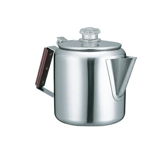 【露營趣】中和 Coleman CM-8028J 不鏽鋼濾壺 咖啡壺 燒水壺 茶壺