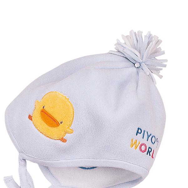 『121婦嬰用品館』黃色小鴨 輕軟護耳帽 1