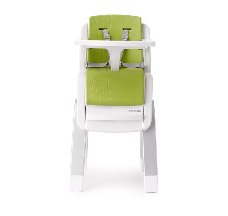 NUNA - ZAAZ高腳椅 (蘋果綠) 贈品牌手提袋+可愛玩偶吊飾,加贈NUBY鮮果園禮盒! - 限時優惠好康折扣