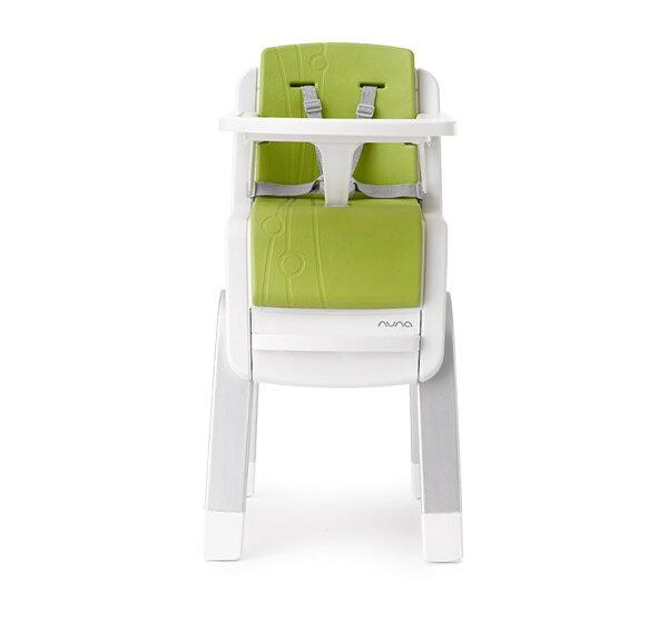 NUNA - ZAAZ高腳椅 (蘋果綠) 贈品牌手提袋+可愛玩偶吊飾,加贈NUBY鮮果園禮盒!