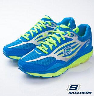[陽光樂活](出清US9) SKECHERS 超回彈力慢跑鞋 - 訓練專用第五代SRR-999636BLLM 男款 PRO RESISTSNCE