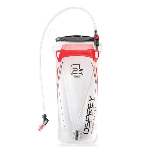 ├登山樂┤ 美國 Osprey Hydraulics™ LT  吸管水袋 2.5L 豔麗紅#334125