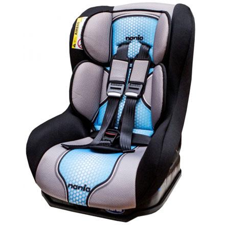 【悅兒樂婦幼用品舘】NANIA 納尼亞 0-4歲安全汽座-藍色 (FB00292)