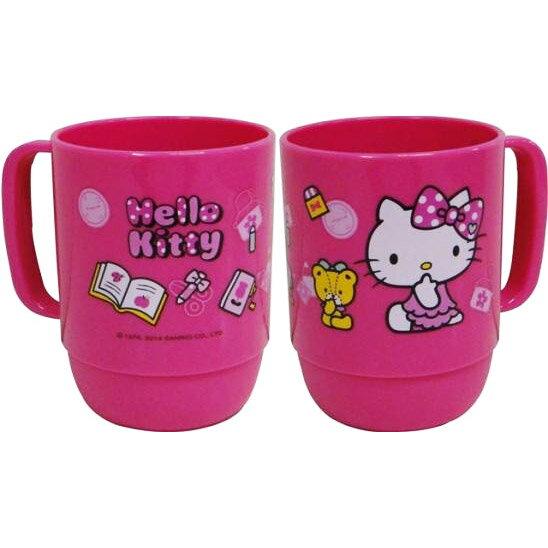 【奇買親子購物網】Hello Kitty 凱蒂貓PP水杯-350cc