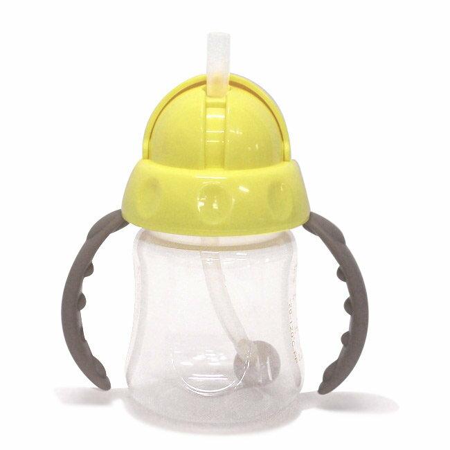 『121婦嬰用品館』優生 輕鬆開吸管手把練習杯 S - 140ml 2