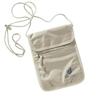 【鄉野情戶外用品店】 Deuter |德國|  Security Wallet II 隱藏式小錢包/隱藏式腰包 護照包 藏錢腰包/3942116