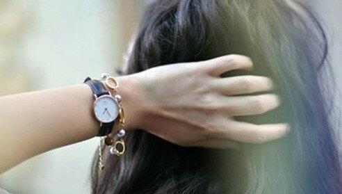 瑞典正品代購 Daniel Wellington 0900DW  玫瑰金鑽  真皮 錶帶 男女錶 手錶腕錶 26MM 3