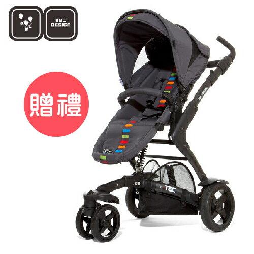 【好禮五選二】德國【ABC Design】3TEC 嬰兒推車(繽紛款)(蚊帳/雨罩-11月寄出) 0