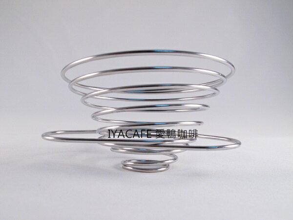 《愛鴨咖啡》伸縮型 攜帶 不銹鋼濾杯 2-4人份