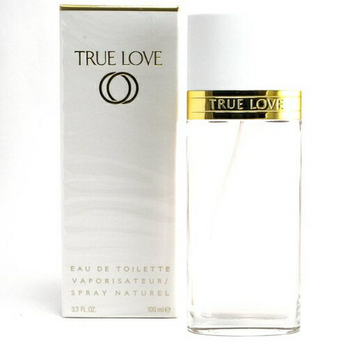 Elizabeth Arden True Love  真愛 女性淡香水 100ML