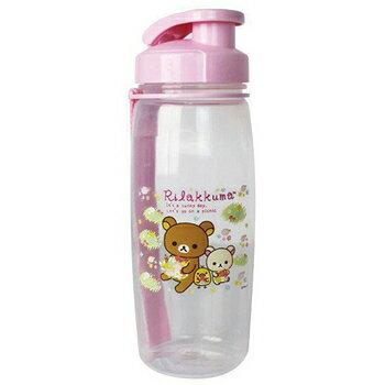 『121婦嬰用品館』朴蜜兒拉拉熊水壺700cc 粉 , 黃 0