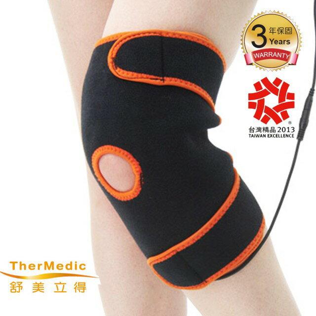 【舒美立得】深層遠紅外線醫療級護膝 熱敷+冷敷(PW160) 2