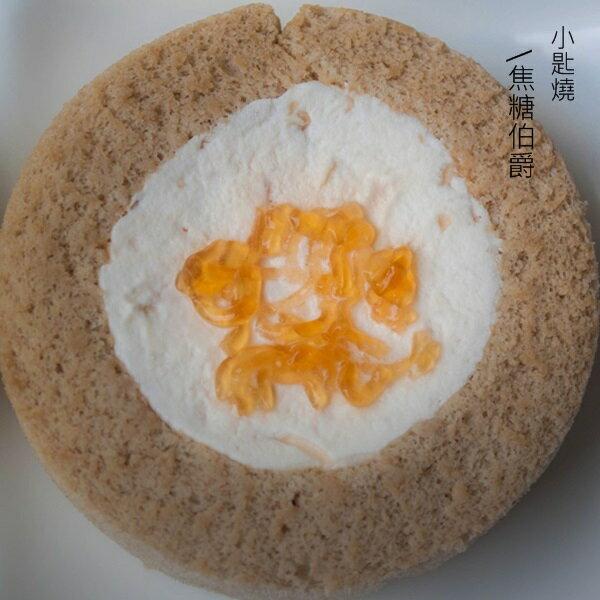 【貳町-Nimachi】日式小匙燒-綜合8入/盒(新鮮芒果×2+焦糖伯爵×2+糖漬柳橙×2入+黑巧克力×2入)➤用湯匙食用的甜點,一口一口都是幸福!
