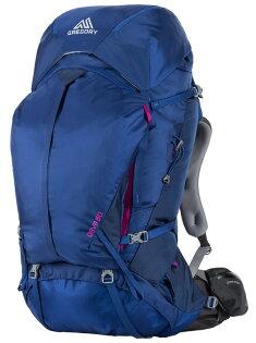 【鄉野情戶外專業】 Gregory |美國|  Deva 60 登山背包《女款》/重裝背包 自助旅行背包/65033 【容量60L】