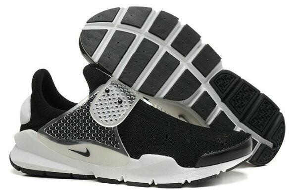 Nike SOCK DART SP/FRAGMENT 藤原浩黑白經典情侶款