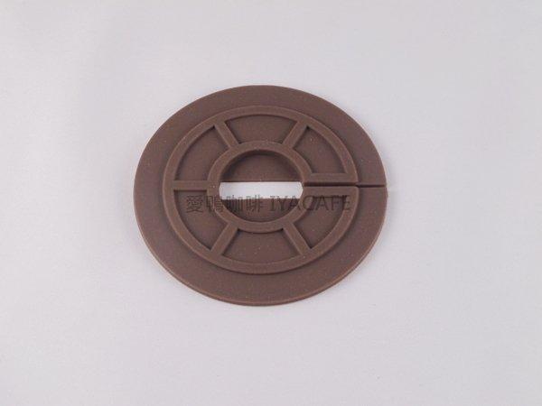《愛鴨咖啡》手搖磨豆機 防塵蓋 防跳豆蓋