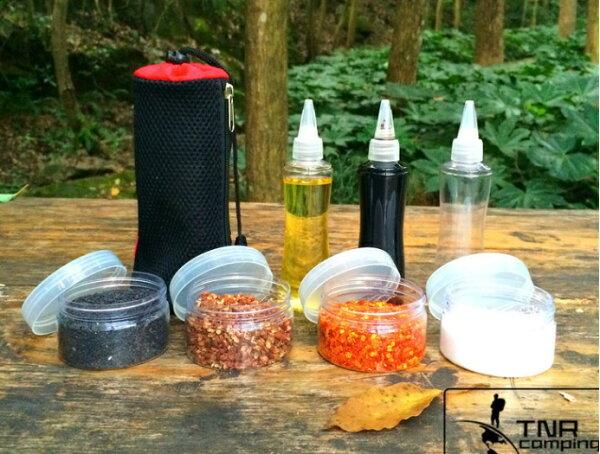 【露營趣】中和 TNR-169 兩種選擇 調味料容器 料理工具 餐具 沙拉油瓶 調味罐 調味瓶 瓶瓶罐罐