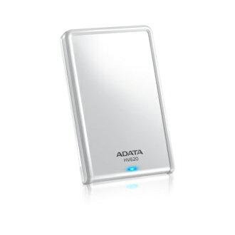ADATA 威剛 HV620 2TB USB3.0 2.5吋行動硬碟  白
