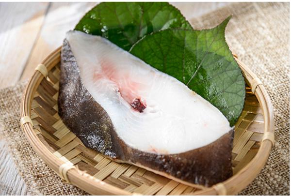 格陵蘭大比目魚片(扁鱈)400g/片(無肚洞)